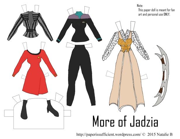 More Jadzia